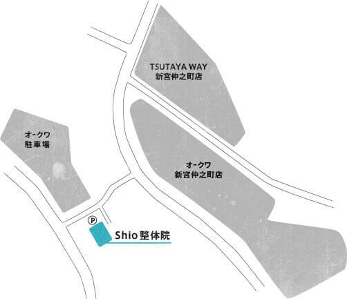 ストレッチやヘッドマッサージは新宮市のShio整体院