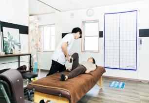 Shio整体院の施術の紹介